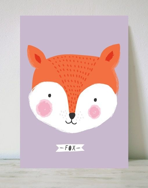 Lámina Fox