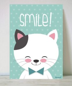 Lámina Smile