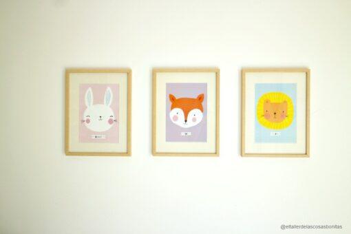 Lámina Bunny