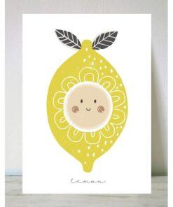 Lámina Limón