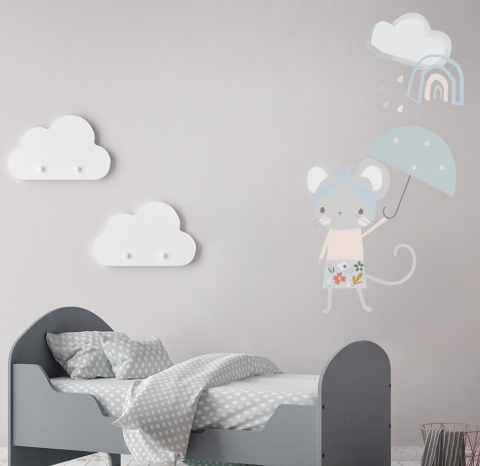 vinilos-decorativos-infantiles-habitacion-niña
