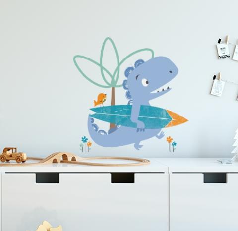 vinilos-decorativos-infantiles-habitacion-niño